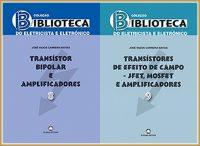 Novos Volumes Da Coleção Biblioteca Do Eletricista e Eletrónico